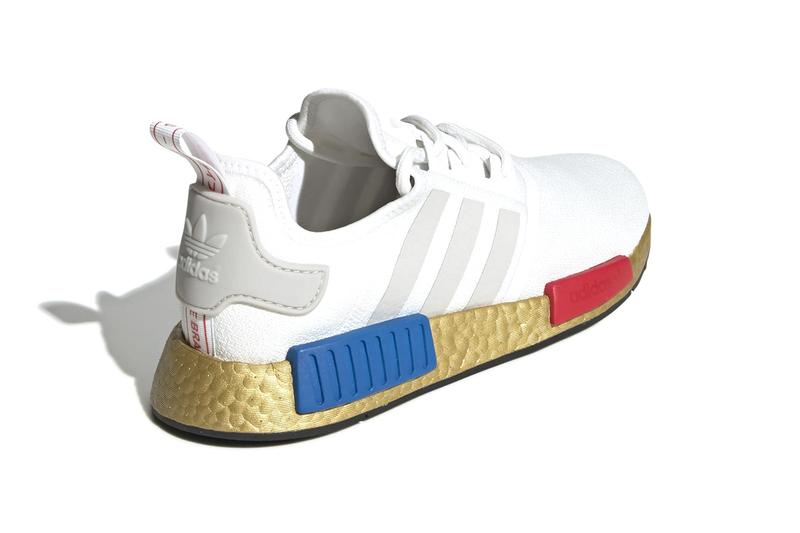 adidas nmd r1 gold cloud white lush blue red gray sneaker runner boost