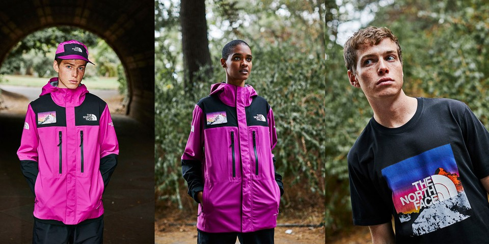 """The North Face Continues """"Seven Summits"""" Series With Everest Collection"""