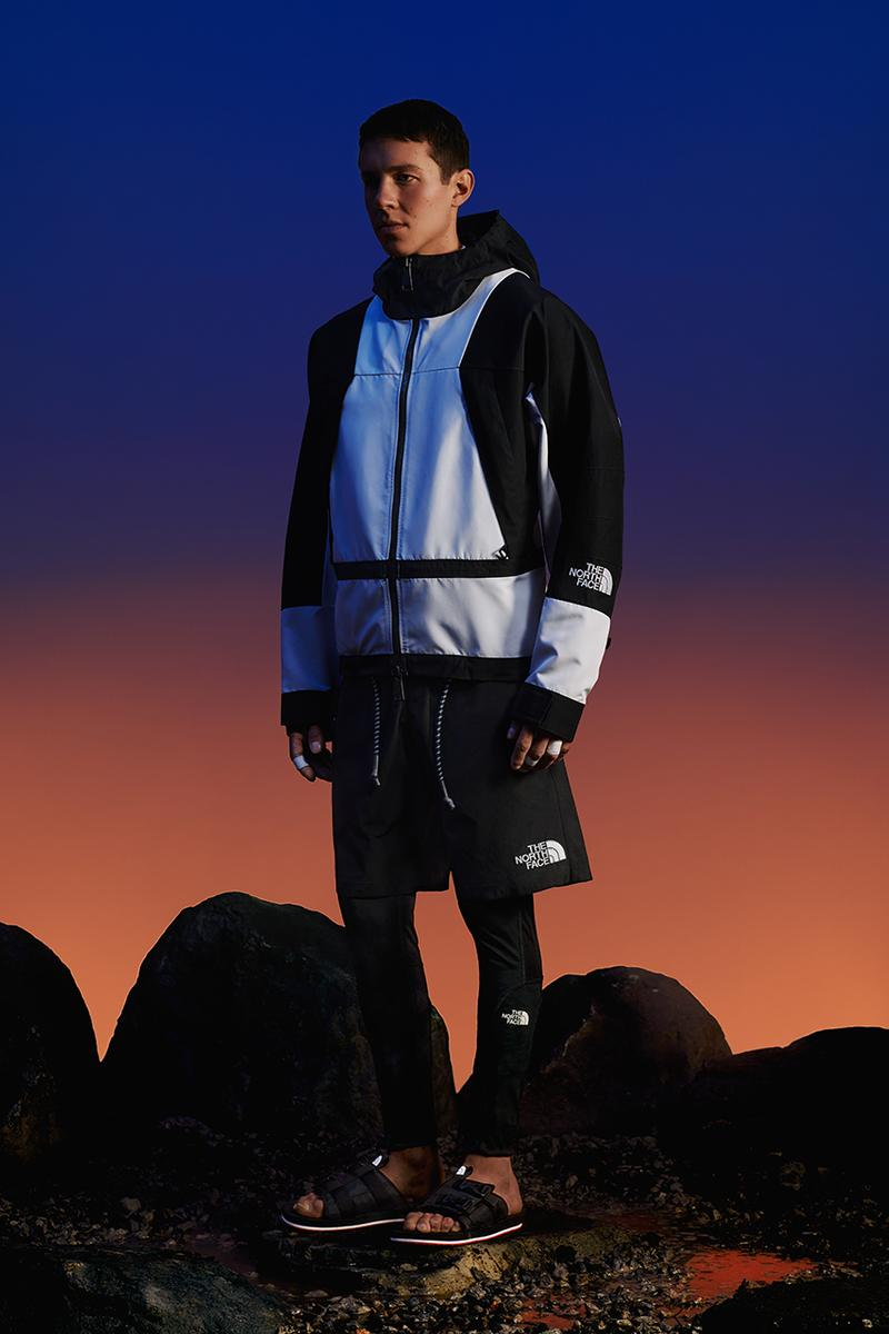 The North Face Black Series Spring/Summer 2020 Collection Lookbook Release Informations VIP Fashion Design-Forward Approach Mountain Ski Wear FUTURELIGHT Technlogical Fabrics Materials