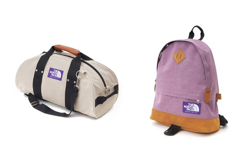 THE NORTH FACE PURPLE LABEL Drops '70s-Inspired Duffle & Daypack
