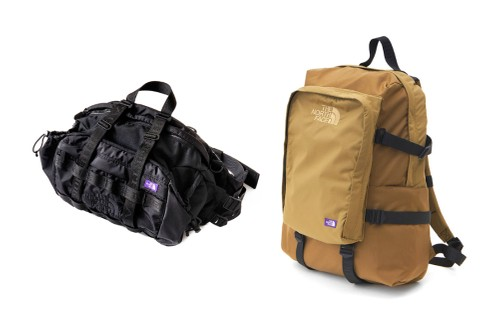 THE NORTH FACE PURPLE LABEL Delivers Technical Outdoor-Friendly Bags