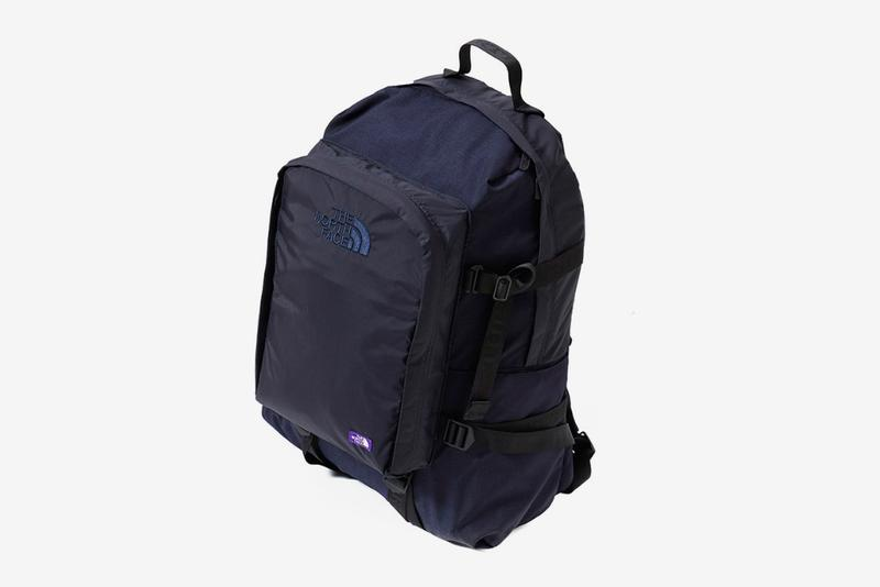 THE NORTH FACE PURPLE LABEL Lumber Pack Daypack backpack shoulder bag duffle accessories carrying solution waist technical cordura outdoor trek spring summer 2020 collection