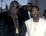 Autographed VIBE Magazine Poster of The Notorious B.I.G. & Puff Daddy to Auction for $54K USD