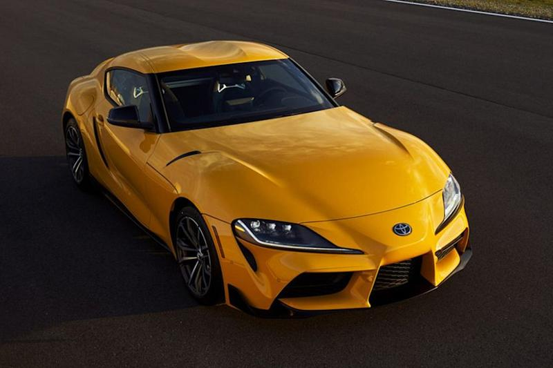 2021 toyota supra four cylinder 2 0 cars racing bmw engine release