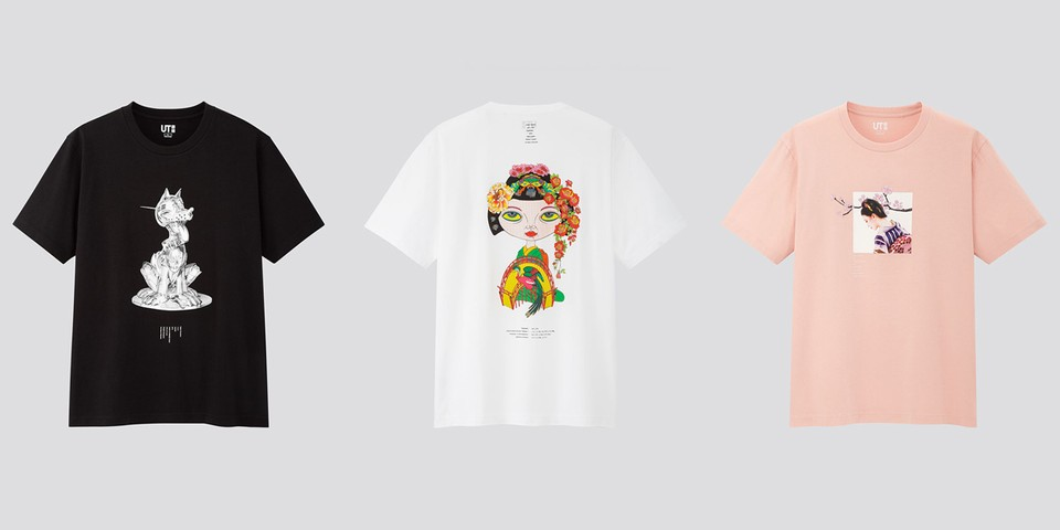UNIQLO Celebrates 13 Contemporary Japanese Artists With UT NEO-MIYAGI Collection