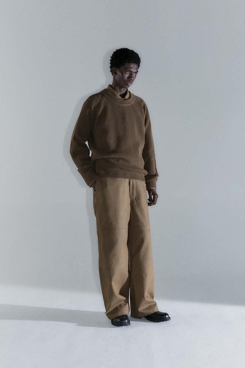 untitled collective fall winter 2020 collection lookbook images