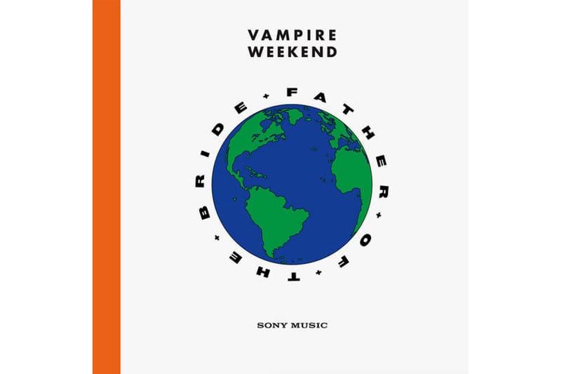 Vampire Weekend 'Father of the Bride' Album World Globe