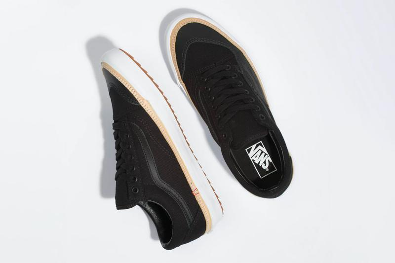 "Vans Slip-On and Era ""Overply"" Collection Release Info Old Skool Formal Leather Layer"