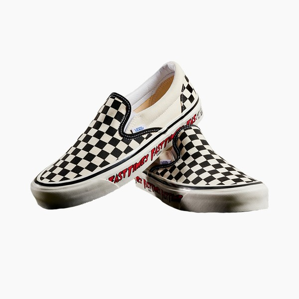 'Fast Times at Ridgemont High' Vans Checkerboard Slip-On
