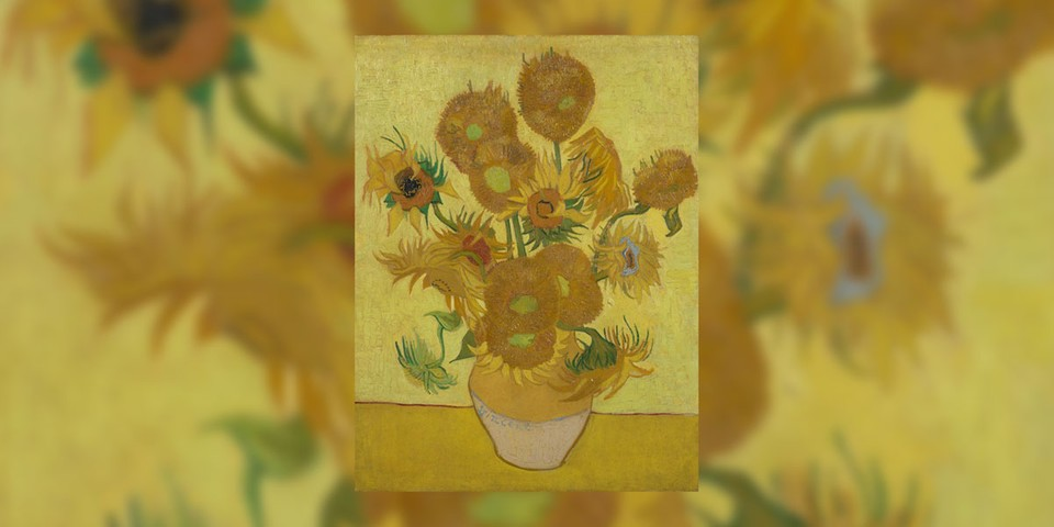 Vincent van Gogh's Iconic 'Sunflowers' Painting Under Quarantine in Tokyo