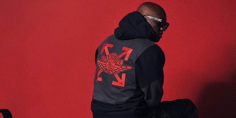 Virgil Abloh Discusses Off-White™ x Air Jordan 5 Design Process, Michael Jordan & Nostalgia