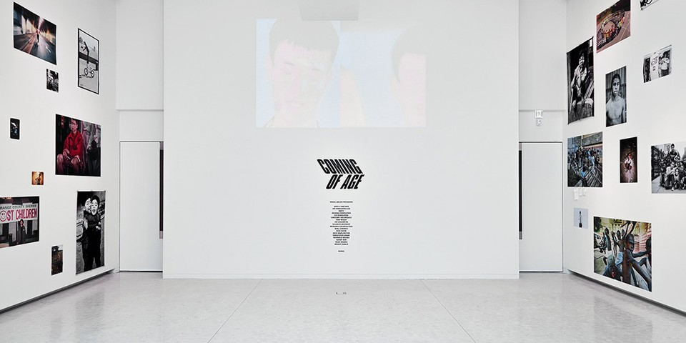 "Virgil Abloh's ""COMING OF AGE"" Exhibition Arrives in Espace Louis Vuitton Seoul"