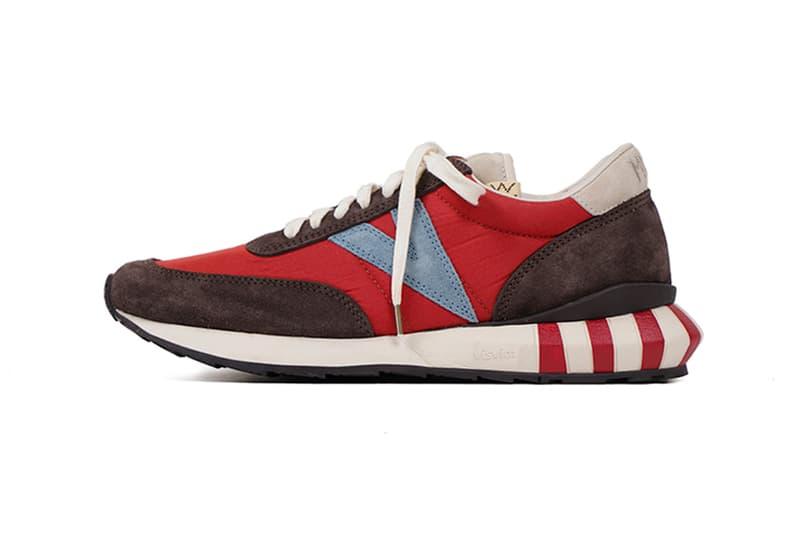 visvim Attica Trainers footwear shoes sneakers kicks runners footwear hiroki nakamura streetwear menswear japan japanese retro vintage spring summer 2020 collection suede vibram outsole