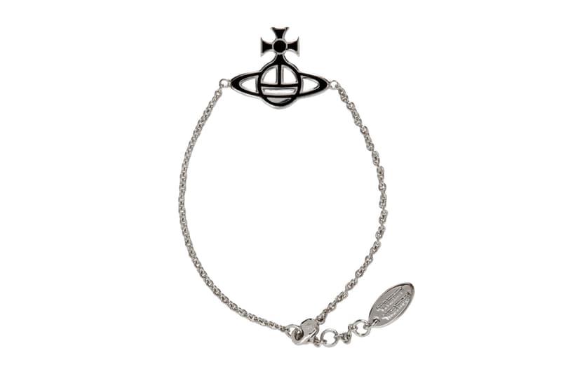 Vivienne Westwood Ornella Double-Sided Pendant Bracelet Release Info Black Buy Price