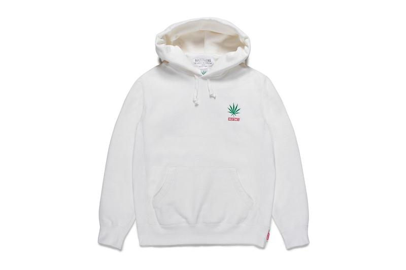 High Times Los Angeles Magazine WACKO MARIA fall winter 2020 Capsule collection exclusive french terry hoodie t shirt socks apparel 420 april 20th usa japanese designer streetwear