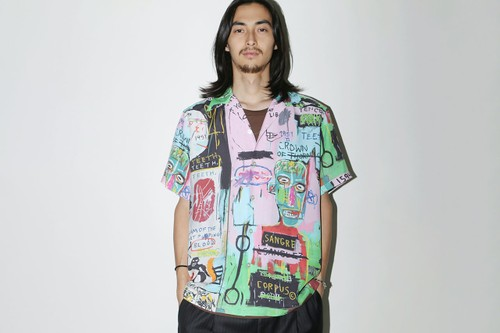 For SS20, WACKO MARIA Joins Basquiat's Estate, Rage Against the Machine, Tuff Gong and Sublime