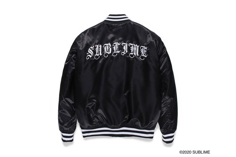 WACKO MARIA Sublime Collaboration Release Info spring summer 2020