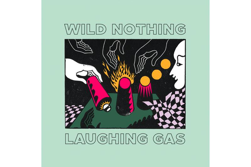 Wild Nothing Laughing Gas Album Stream Release Info