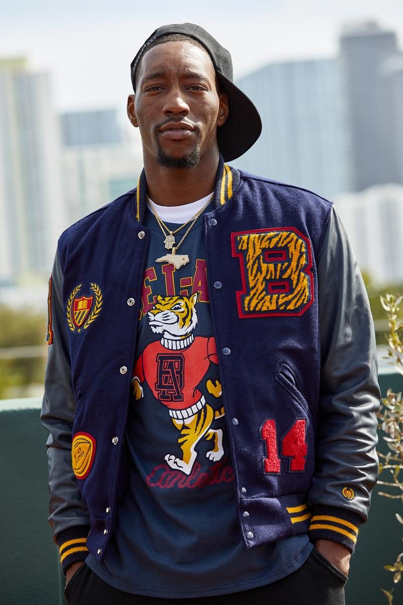 will smith bel air athletics fashion brand miami home away collection campaign lookbook release bam adebayo