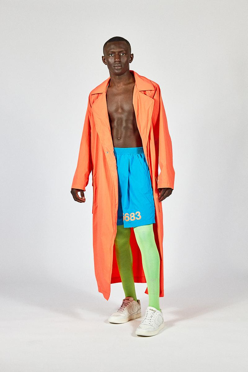 Willy Chavarria x hummel Spring/Summer 2020 Collection Lookbook Release Information Collaboration Sportswear Brotherhood Theme Mexican-American Designer Danish Sports Brand Colors Football Inspiration