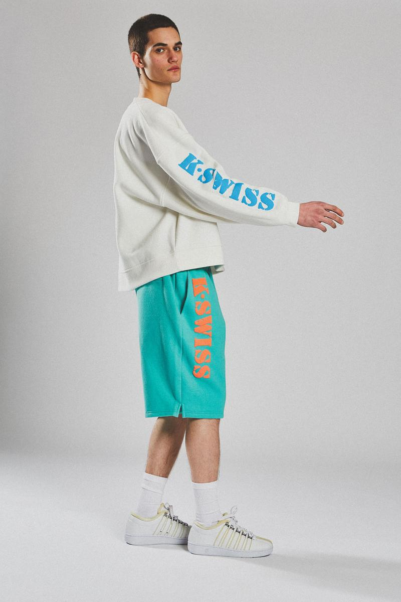 willy chavarria kswiss k swiss ss20 collaboration spring summer 2020 collection release