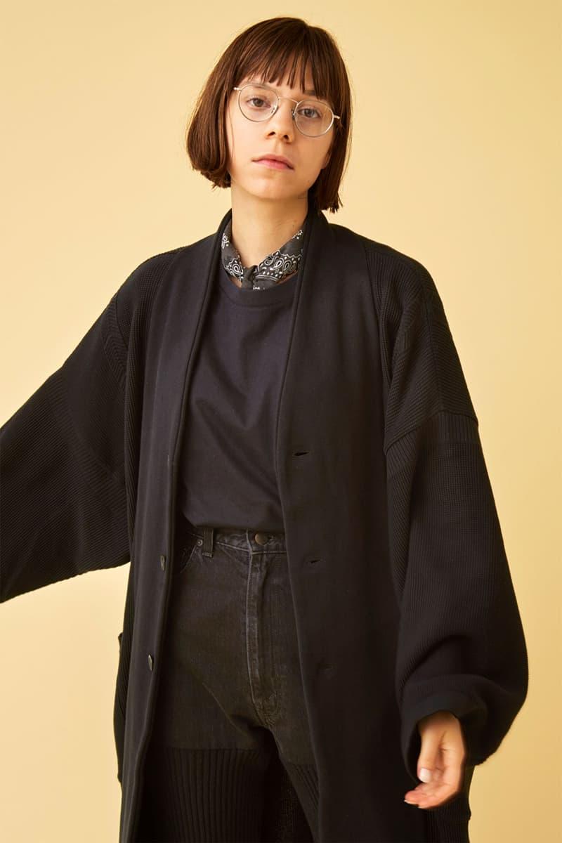 Yashiki Spring/Summer 2020 Collection Lookbook ss20 japan sayatomo