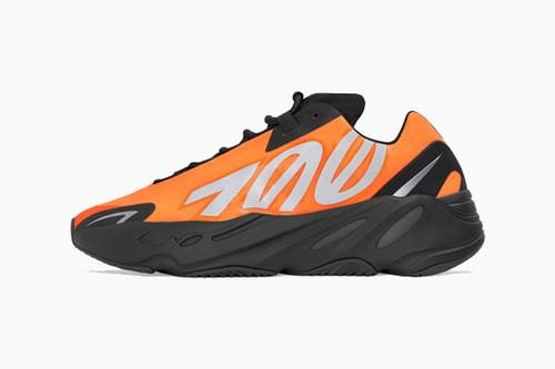"adidas YEEZY BOOST 700 MNVN ""Orange"""