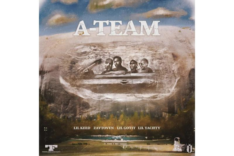 Zaytoven Drops New 'A-Team' Album featuring lil yachty lil gotit lil keed Familiar Territory Records / Opposition dyn finesse foolio dae dae