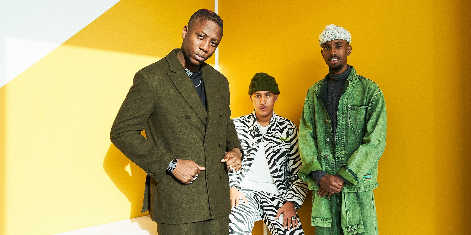 Daily Paper Fashion Interview Abderrahmane Jefferson Hussein