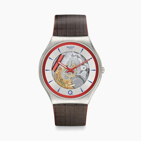 007 x Swatch 'No Time To Die' Q Watch