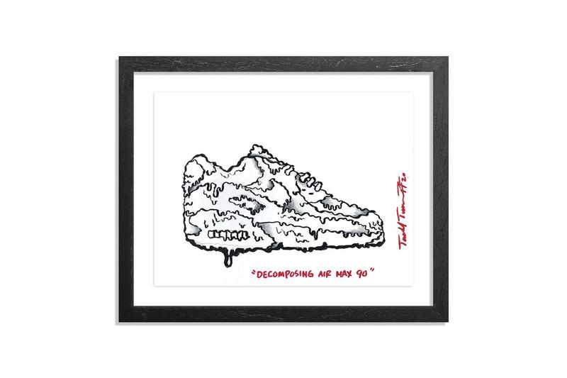 air max day limited prints artworks