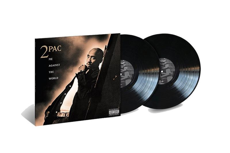 2Pac Me Against The World 25 Anniversary 2LP Reissue 180 grams tupac shakur dear mama temptations so many tears