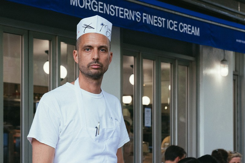 Nick Morgenstern Is on a Mission to Serve the Best Ice Cream in America