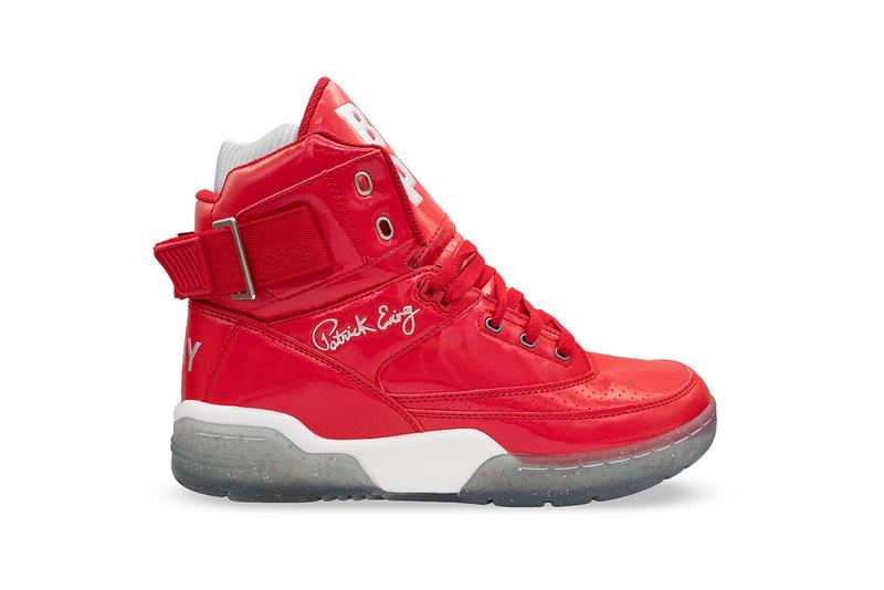 Ewing Athletics Big Pun 'Yeeeah Baby' Anniversary Sneaker 31 hi top release date info buy colorway march 27 2020 20th