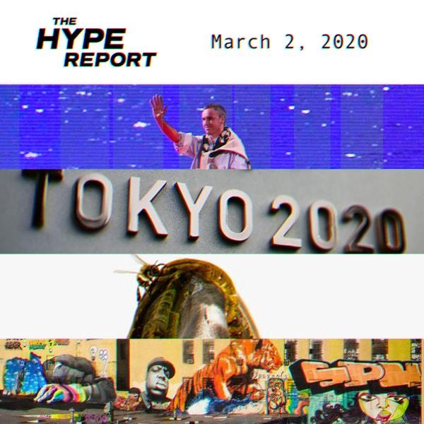 The HYPE Report: Coronavirus Threatening 2020 Tokyo Olympics, Raf Simons as Prada's New Co-Creative Director and More