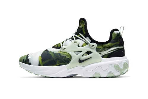 Nike Releases React Presto Premium in Three All-Over Patterns