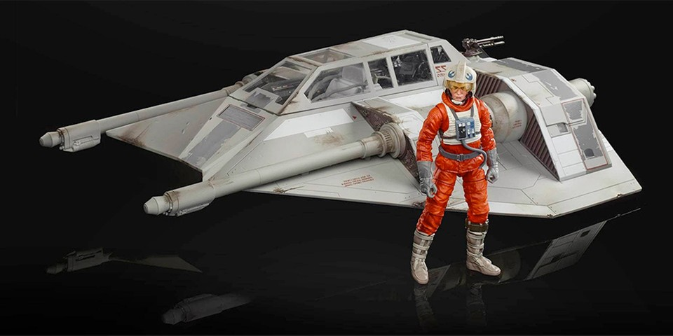 Hasbro Celebrates 40th Anniversary of 'Star Wars: The Empire Strikes Back' With Action Figures