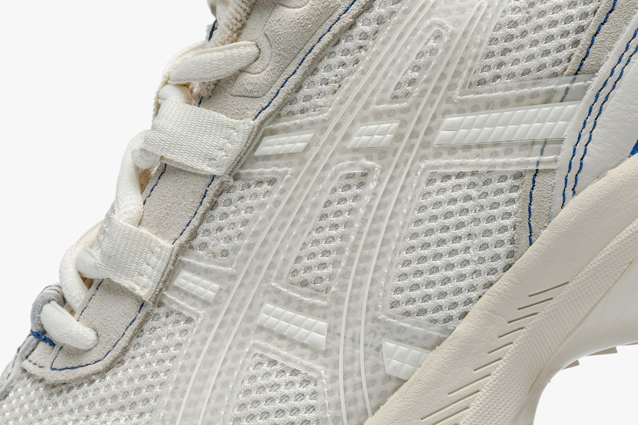 above the clouds asics gel 1090 white blue release date info photos price