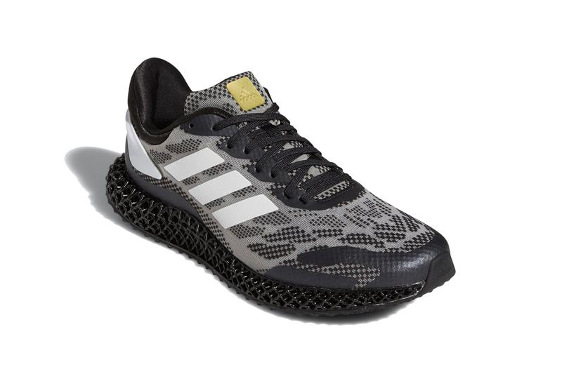 adidas 4d run 1.0 core black cloud white gold metallic EG6247 EG6264 release date info photos price