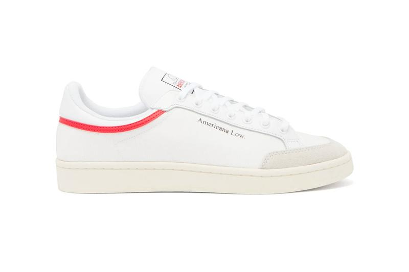 adidas Americana Low White Red Release Info Buy Price
