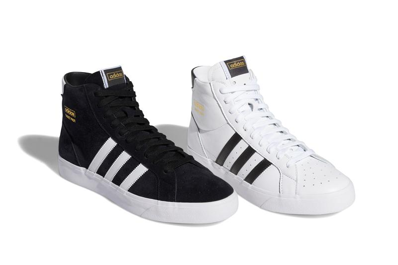 adidas basket profi court classic basketball footlocker available originals street culture black white skateboarding community