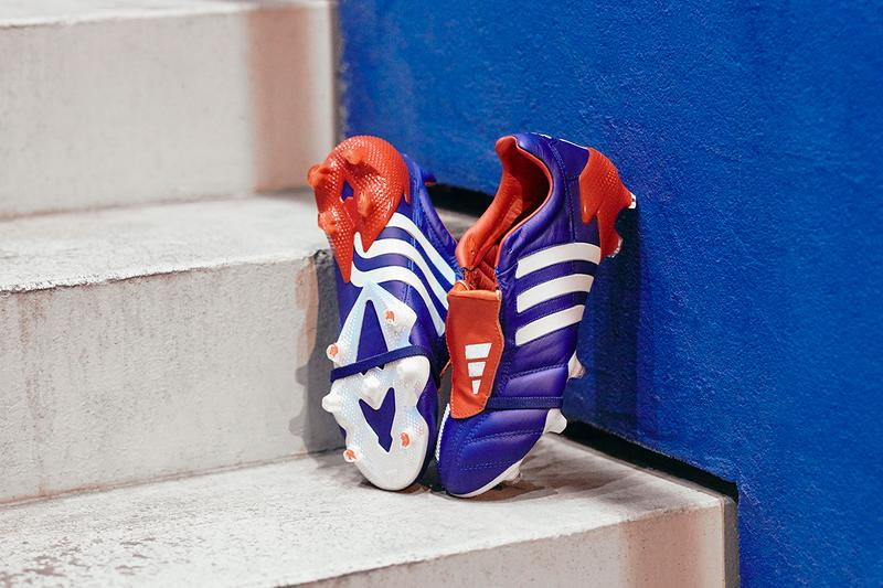 adidas football predator mania fg 2002 royal blue white active red buy cop purchase release information pro:direct soccer