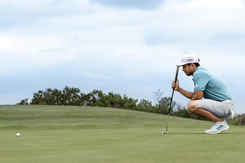 adidas golf parley primeblue codechaos collection sustainable ocean plastics release date info photos price
