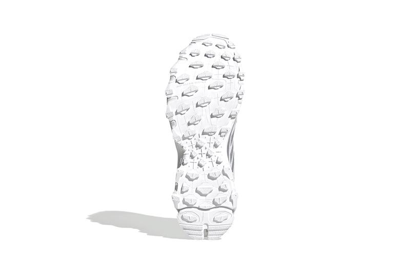 "adidas Originals RESPONSE HOVERTURF GF6100AM ""Core White/Silver Metallic"" Sneaker Release Information First Look Three Stripes Gardening Pack Retro adiPRENE Technology Drop"