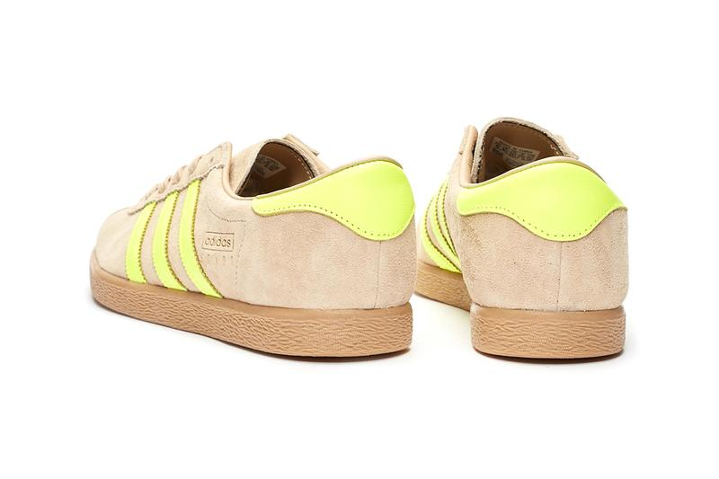 adidas originals stadt sneakersnstuff Ef5724 St Pale Nude Solar Yellow Gum4 Ef5725 Purple Tint Signal Coral Shock Yellow release information sneakers footwear buy cop purchase