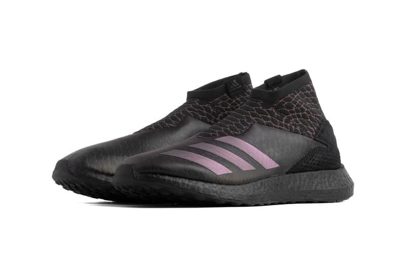 adidas predator 20 1 tr anml animal eh2944 core black solar red snakeskin release date info photos price