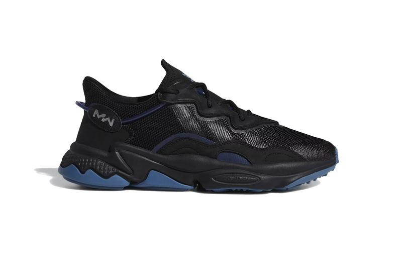 Fw3028 pusha t call of duty activision adidas originals ozweego colorway sneakers shoes