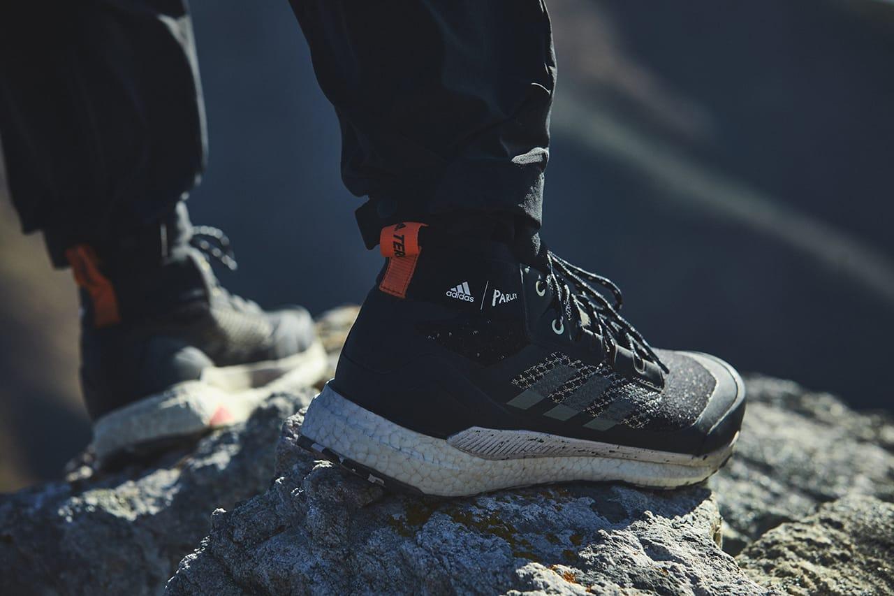 adidas Terrex Free Hiker Parley Release