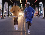 See Aimé Leon Dore's New Balance 827 in Action on a Sunday Morning Jog