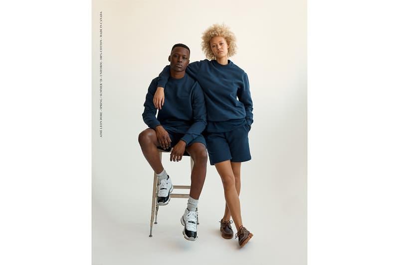 Aimé Leon Dore Spring/Summer 2020 Uniform Program sweatshirt suit pants sweater release date info collection buy colorway march 6 2020